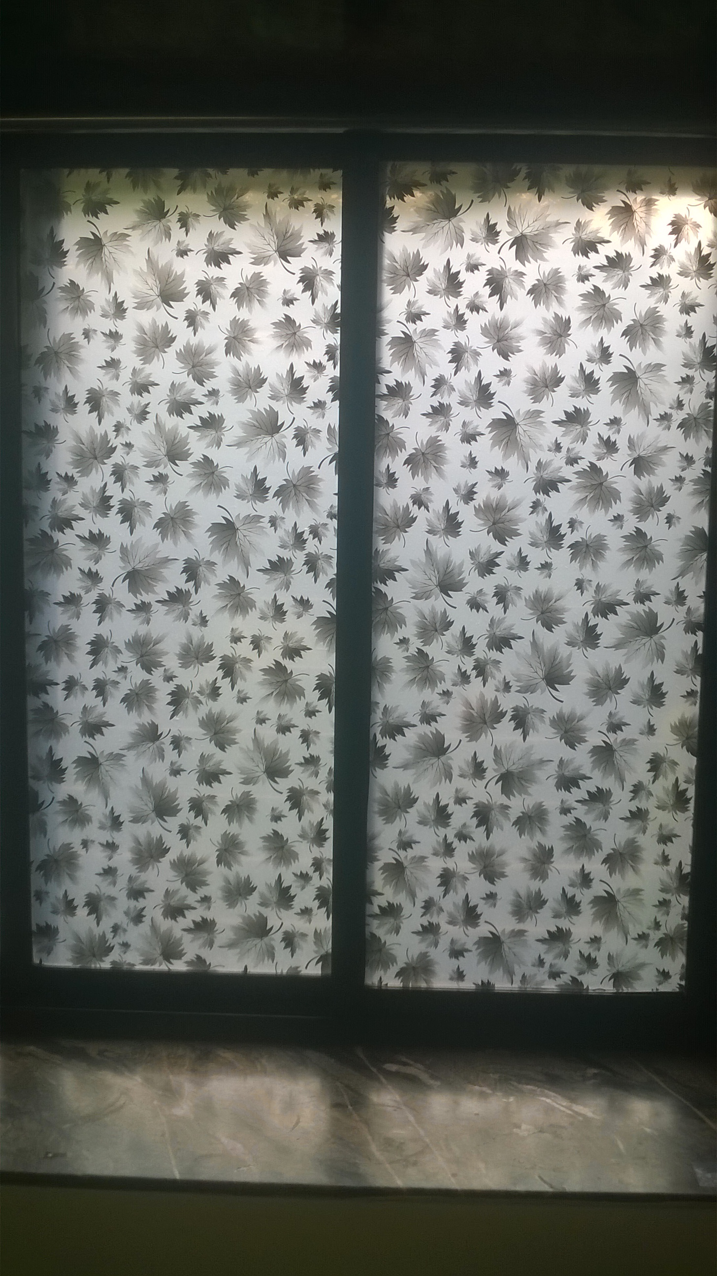 Frosted Glass Film Decorative Window Kaca Oneway Premium 3d Pebble Textured Filmpriced Per Ft